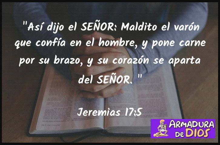 Jeremias 17 5