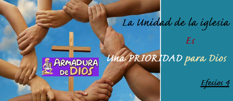 la unidad de la iglesia